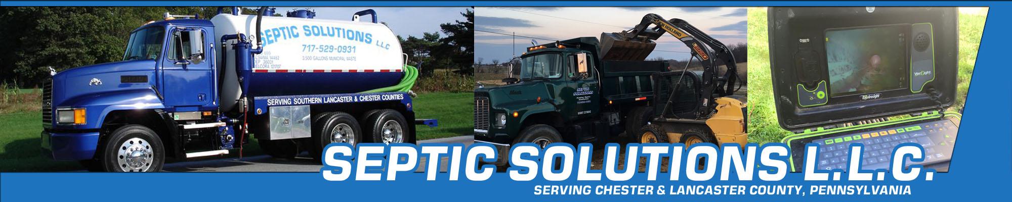 Septic Solutions LLC